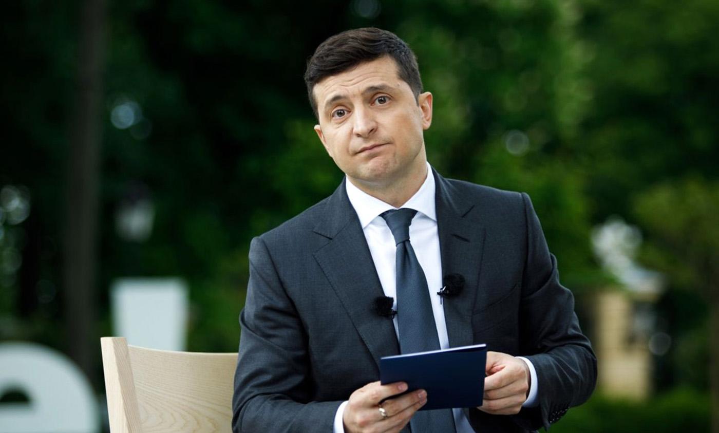 Зеленский пояснил, почему МВФ несправедлив к Украине