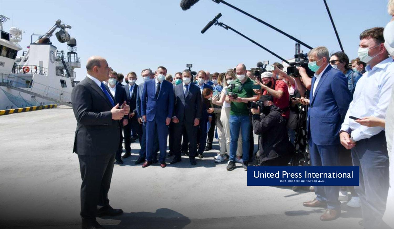 """В США """"отругали"""" Японию за недостаточный протест по поводу визита российского премьера на Курилы"""
