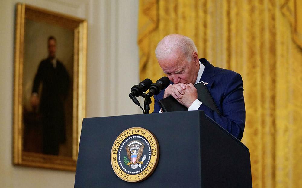 Американский лидер Джо Байден