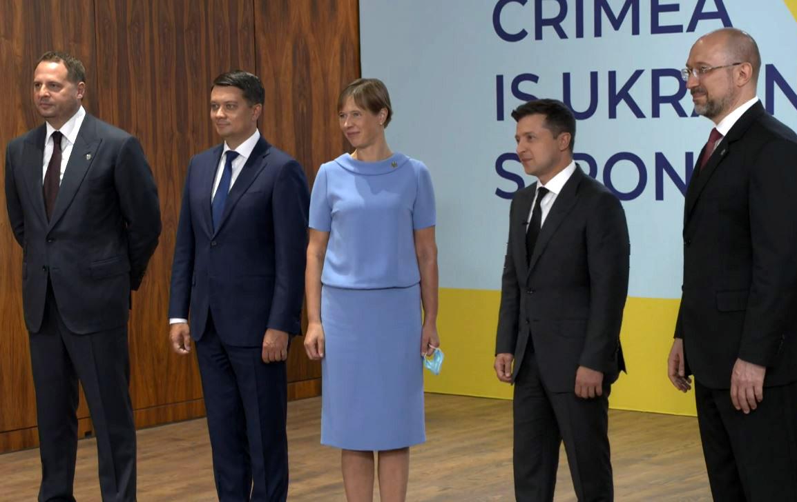 Зеленский просто объяснил нежелание стран Европы принимать участие в инициированном Киевом мероприятии «Крымская платформа»