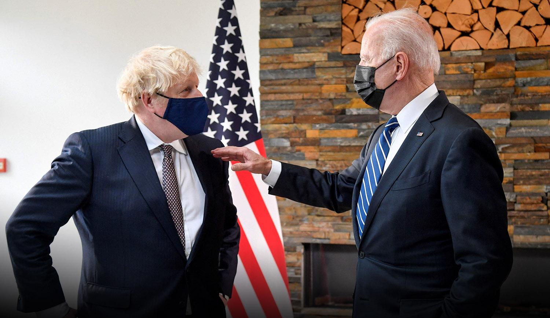 Великобритания и США согласовали индивидуальный подход по России и Китаю