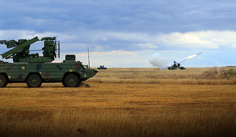 На Украине обвинили Россию во вторжении в зону военных учений ВСУ
