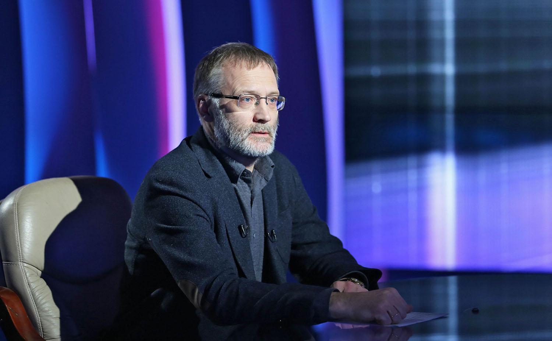 Российский политолог Сергей Михеев
