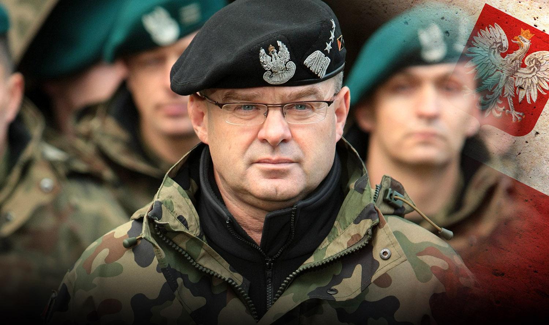 Генерал Скшипчак рассказал, сколько продержится польская авиация в случае конфликта с Россией