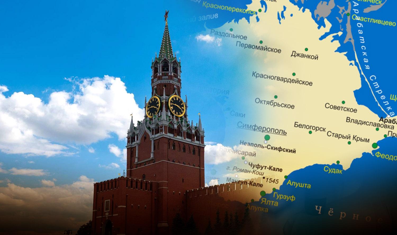 В Кремле коротко прокомментировали заявления офиса Зеленского по Крыму
