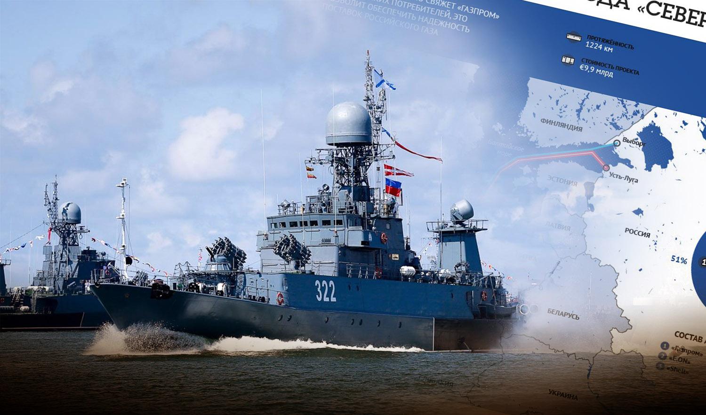 """В Совфеде ответили на заявления НАТО о движении российских войск по маршруту """"СП-2"""""""